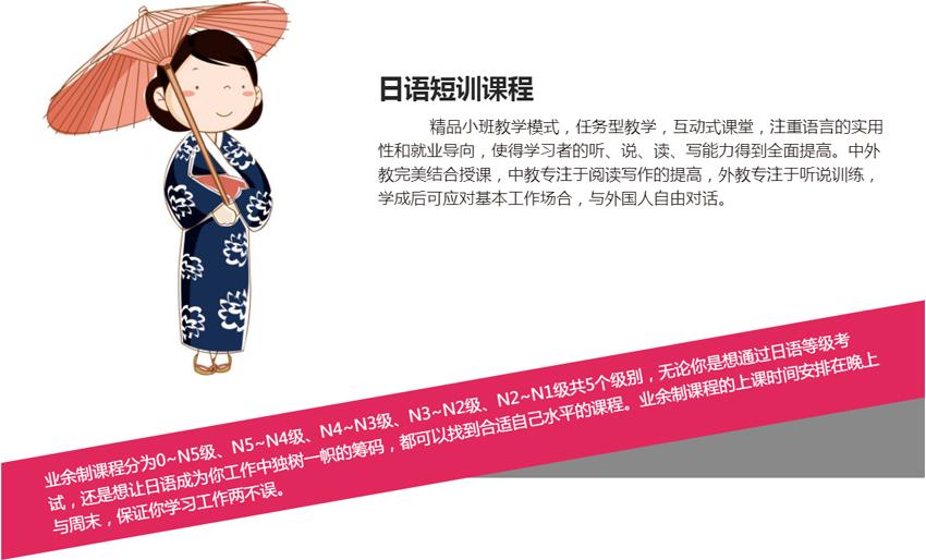 石家庄樱花国际日语培训中心
